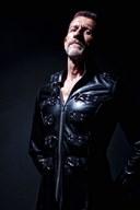 Leather Muscular Daddies Photos Set