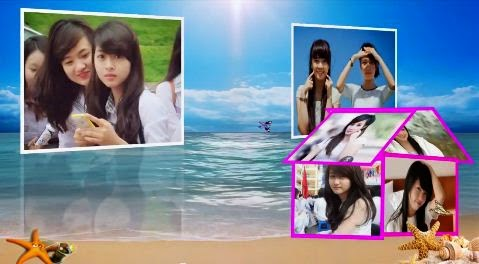 Style Proshow Producer Romantic Beach 2 From Cuong Edit