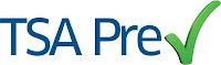 TSA Pre&#10003;&#8482; logo.