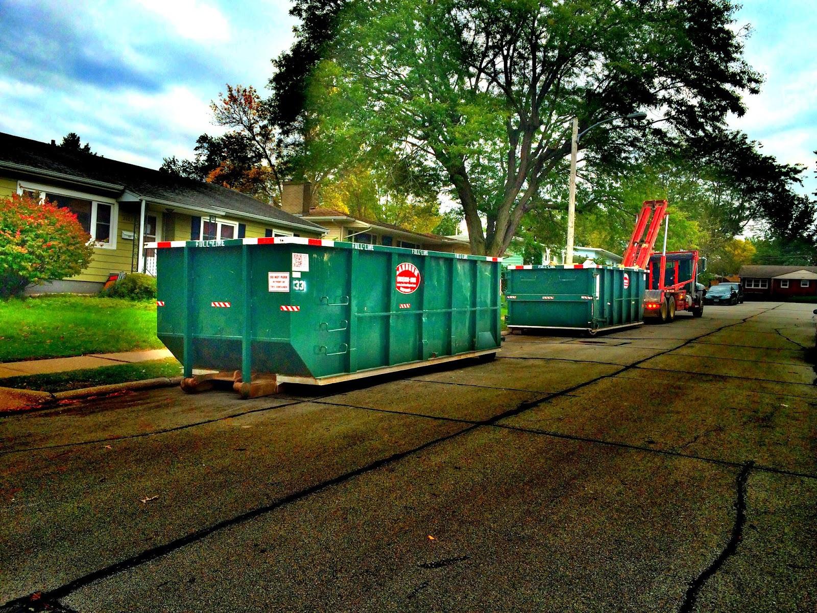 Dumpster Rental Tipton Iowa 2015