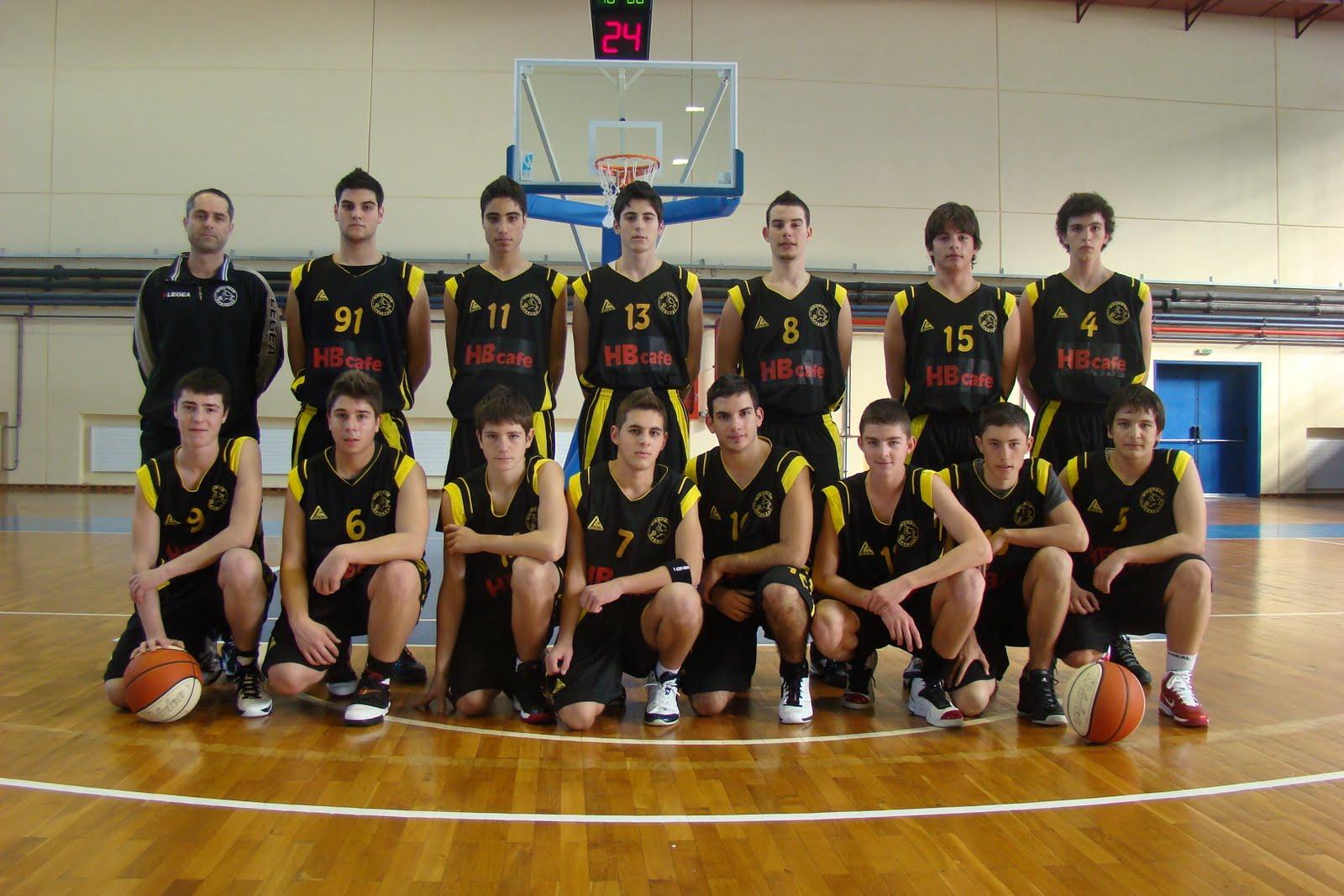 '95 πρωταθλητές παίδων 2010-11