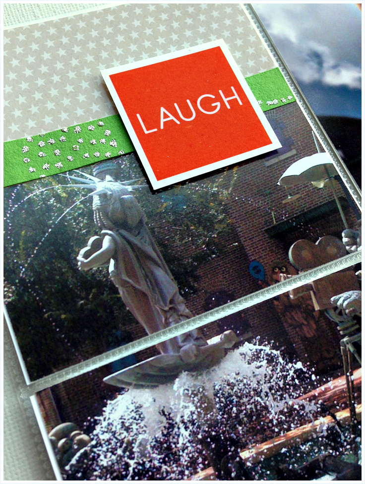 Kermit, The Muppets, Muppet*Vision 3D - Disney inspired memory keeping + pocket scrapbooking | Any Happy Little Thoughts