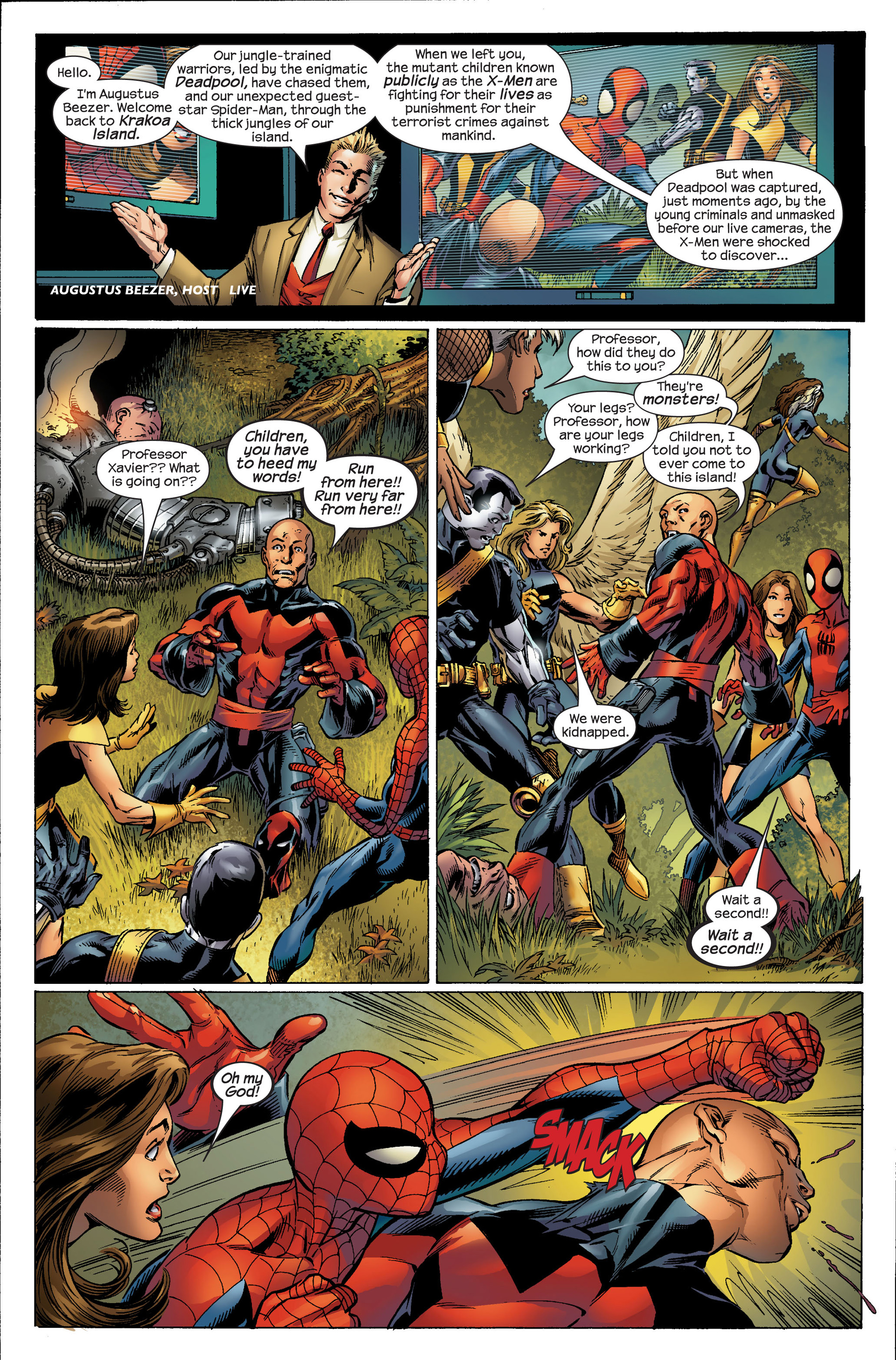 Ultimate Spider-Man (2000) Issue #94 #98 - English 3
