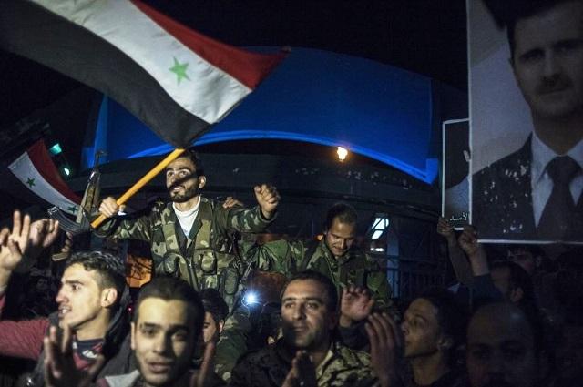الجيش العربى السورى الموت او الشهادة