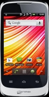 Micromax Bolt A51 Specification and Price