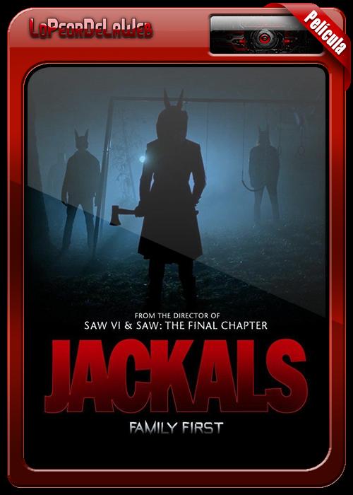 Jackals (2017) [Terror] 720p H264 Dual Mega