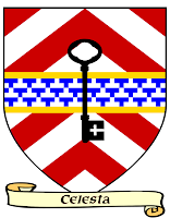 Coat of Arms Celesta Bettellyn Alphatia