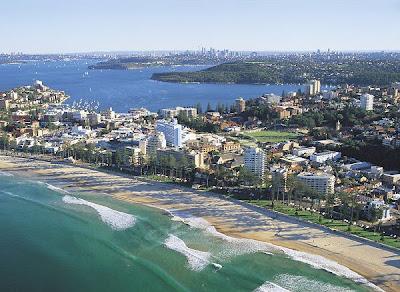 Playas de Sidney - Australia - que visitar