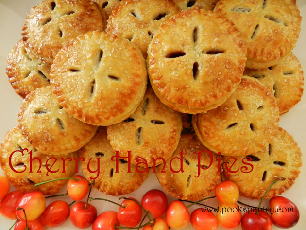 Pook's Pantry: Cherry Hand Pies