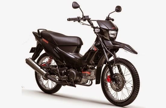 Honda XRM125 DSX SE