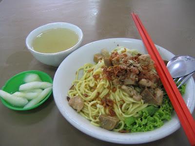 Resep Mie Ayam Jamur Spesial Mantap