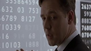 John Nash, Russell Crowe, A Beautiful Mind, soviet, decipher, cipher, code