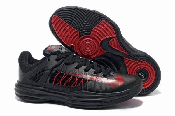 Nike LeBron James Olympic Low Basketball Shoes Black Edition