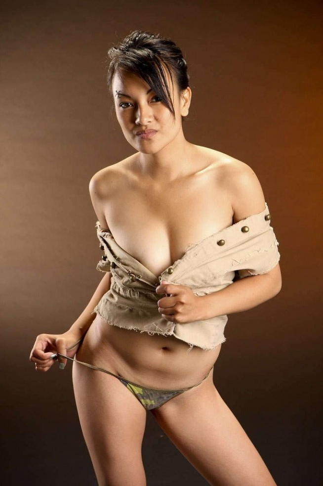 Foto Hot Askira artis indonesia Terbaru