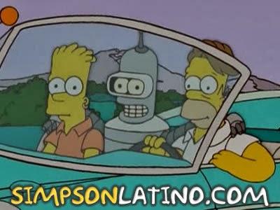 Los Simpson 16x15