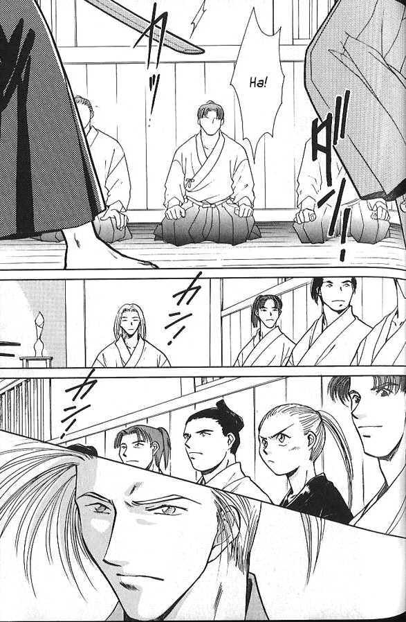 Soshite Haru No Tsuki chap 3 - Trang 4