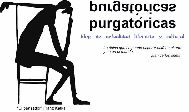 Purgatóricas. Blog de actualidad literaria y cultural