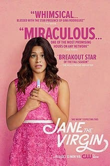 Jane the Virgin - 1ª Temporada Séries Torrent Download completo