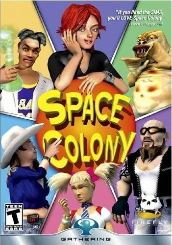 Space Colony HD Free