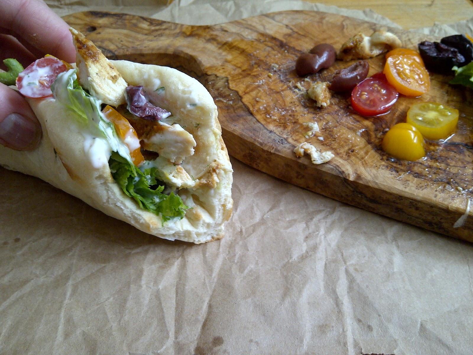 Greek Pita Wrap The Ultimate Greek Pita Wrap