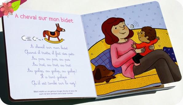 Mes premières comptines avec bébé - éditions Gründ
