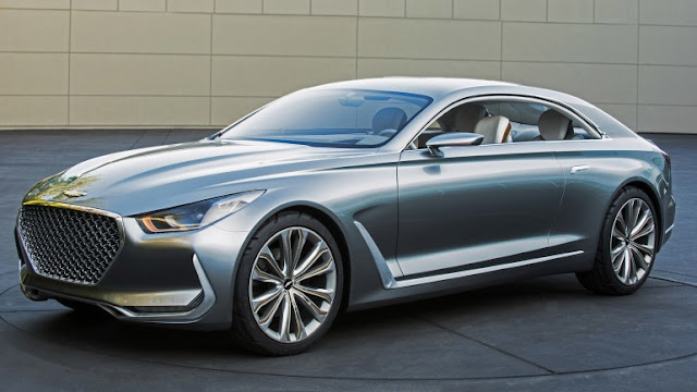 HCD-16 Vision G Coupe Concept