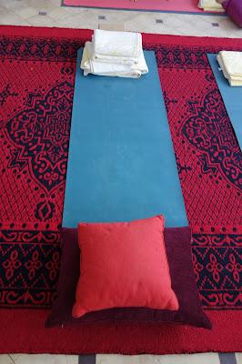 Erfahrungen Nosade Yoga Retreat Yoga in der Schwangerschaft Yoga Marokko Marrakesch Elternblog Runzelfuesschen