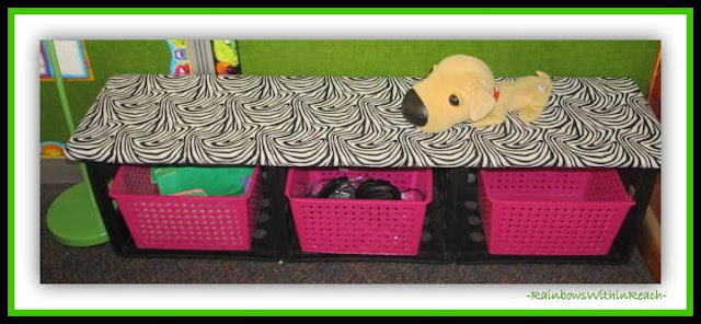 Classroom Detail (Classroom Organization RoundUP at RainbowsWithinReach)