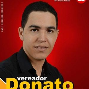 Vereador Donato Bom Jardim - PE