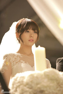 wonder girls sunye wedding ceremony pictures 8