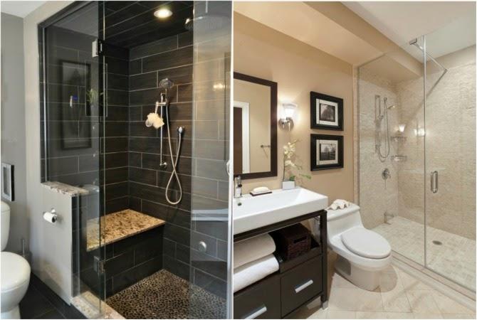 Muebles y decoraci n de interiores diferentes modelos de - Duchas de bano modernas ...