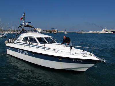 PS 656 Azimut 34, Polizia di Stato, Livorno