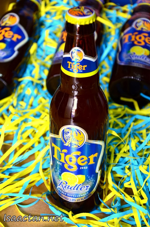 Tiger Radler: The All New Variant Of Tiger Beer For Double Refreshment