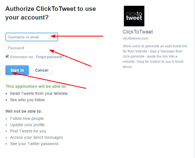 How To Create Tweetable Links In Your Blogger Blog Posts