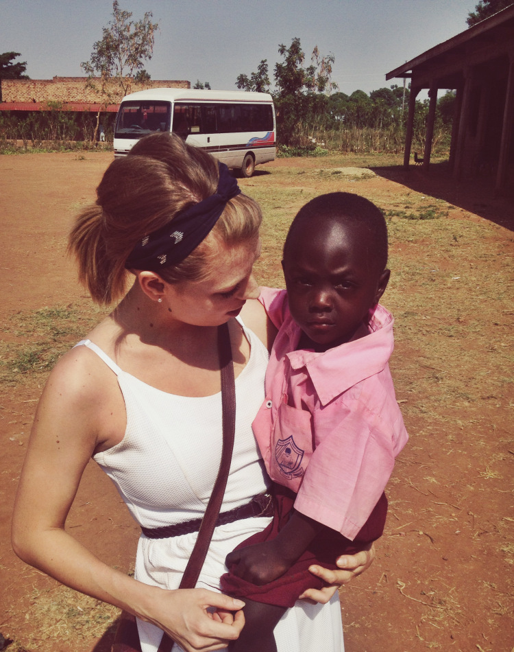 Jessica Johns in Uganda Missionary Interview | The Pineapple Porch