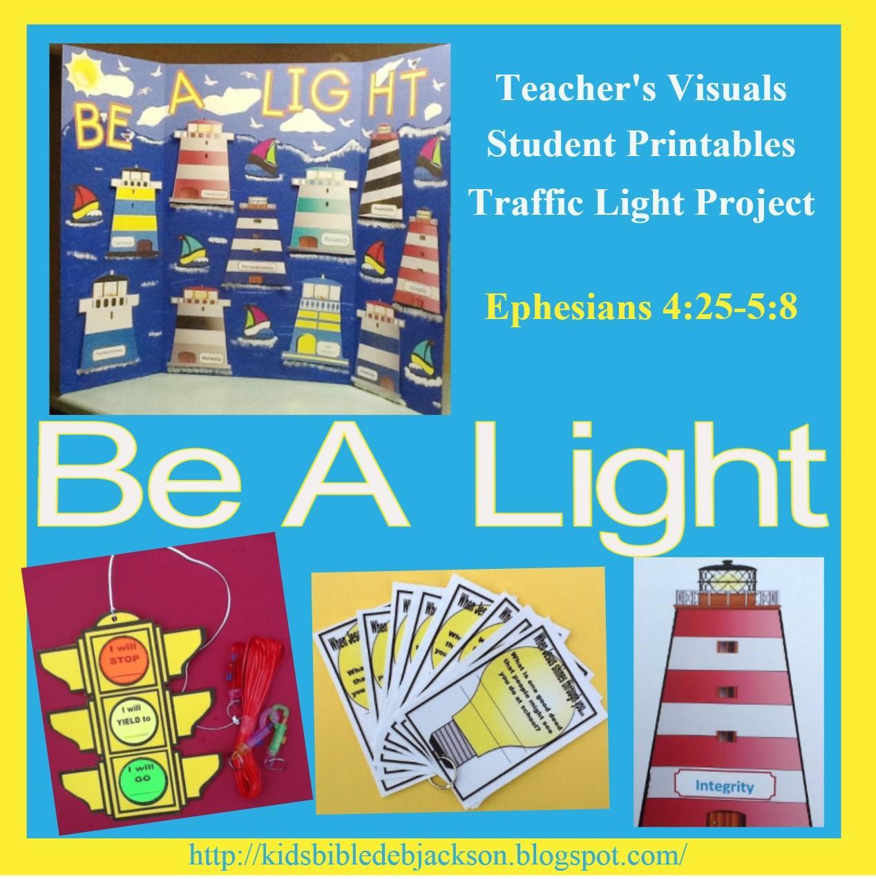 Bible fun for kids april 2013