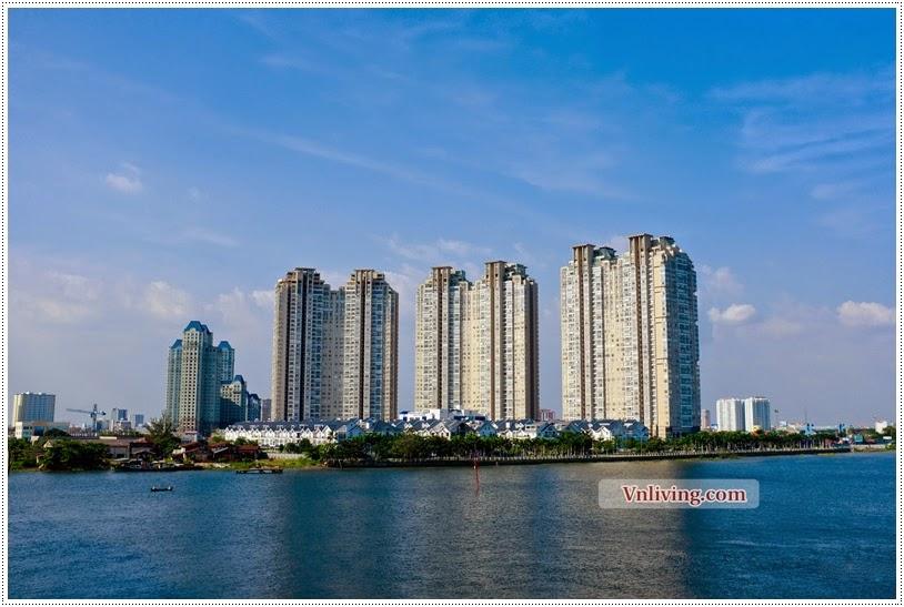 Saigon Pearl - Binh Thanh District