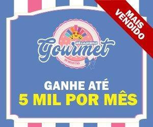 Curso Geladinhos Gourmet: