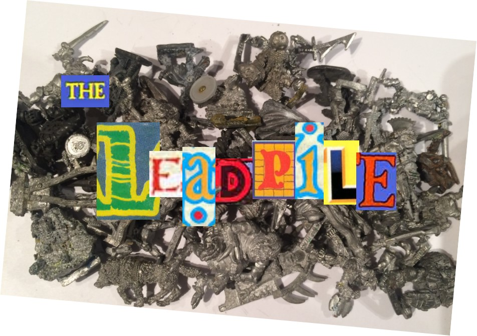 the leadpile