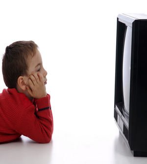 impact of television on young minds