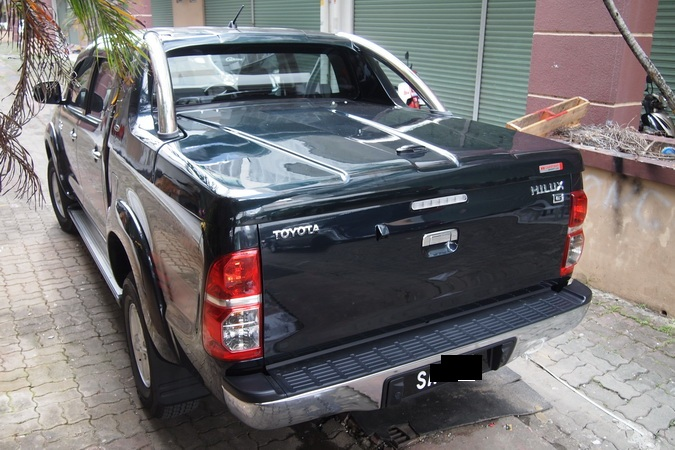 Jrj 4x4 Accessories Sdn Bhd Toyota Hilux Vigo Superlid