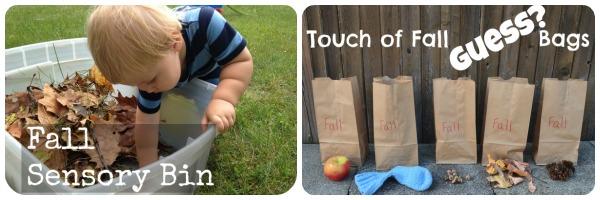 Fall outdoor activities