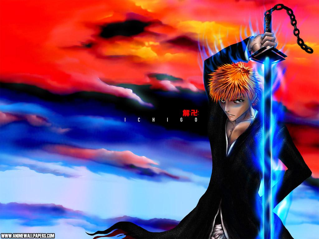 Cool Ichigo Wallpaper