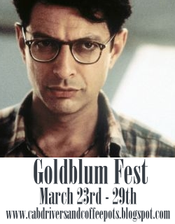 A Jeff Goldblum Blog Festival