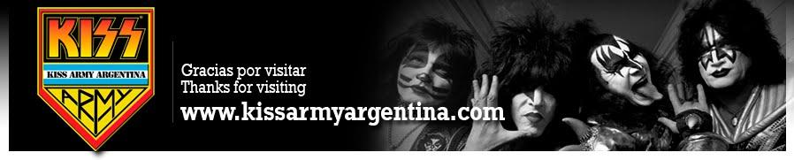 El Hogar del Ejército de Kiss en Argentina