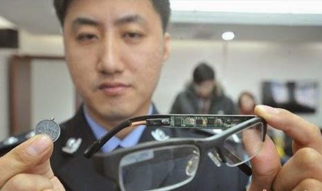 Gadget Canggih dipakai Buat Nyontek Para Pelajar China