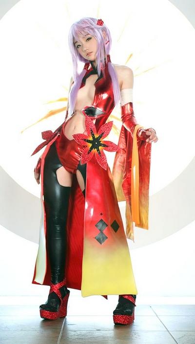 Inori Yuzuriha Guilty Crown Cosplay by Miyuko