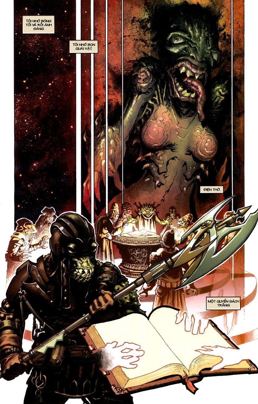 S.H.I.E.L.D chap 2 - Trang 8