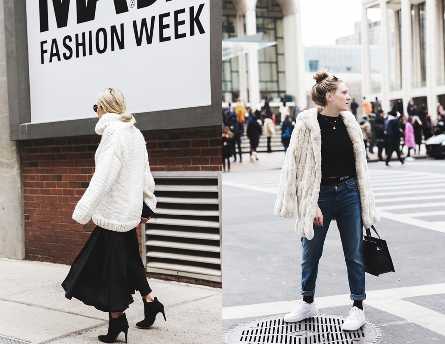 NEW YORK FASHION WEEK 2015