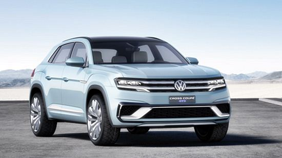 2016 Volkswagen Cross Coupe Price Release Review Car Drive And Feature